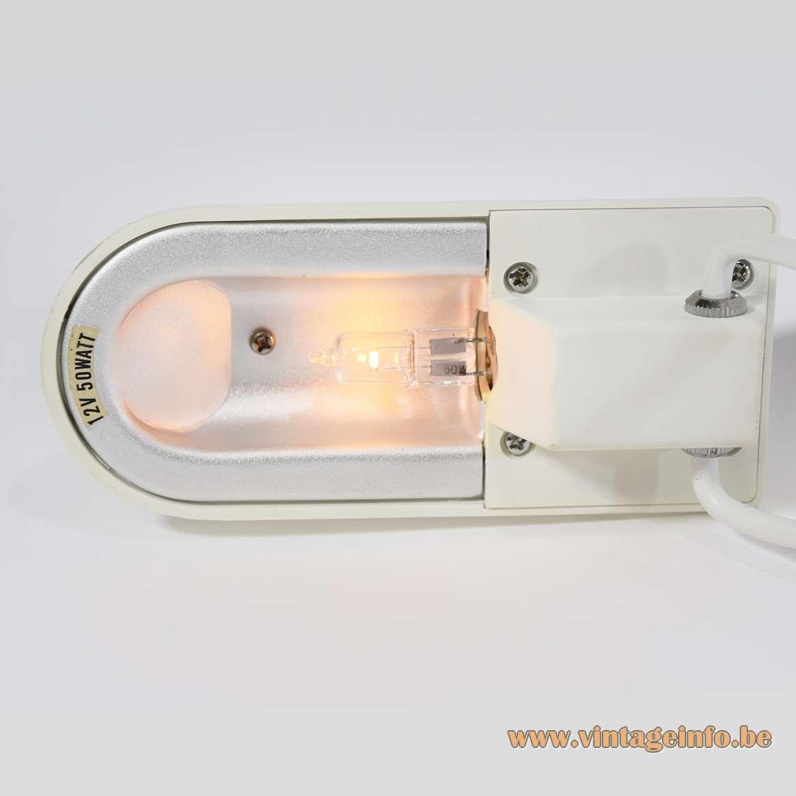 Memphis Style Table Lamp - 12V - 50 Watt Bulb