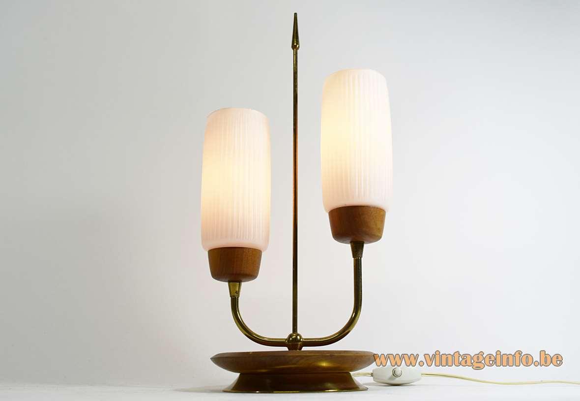 Philips 1950s Scandinavian Table Lamp