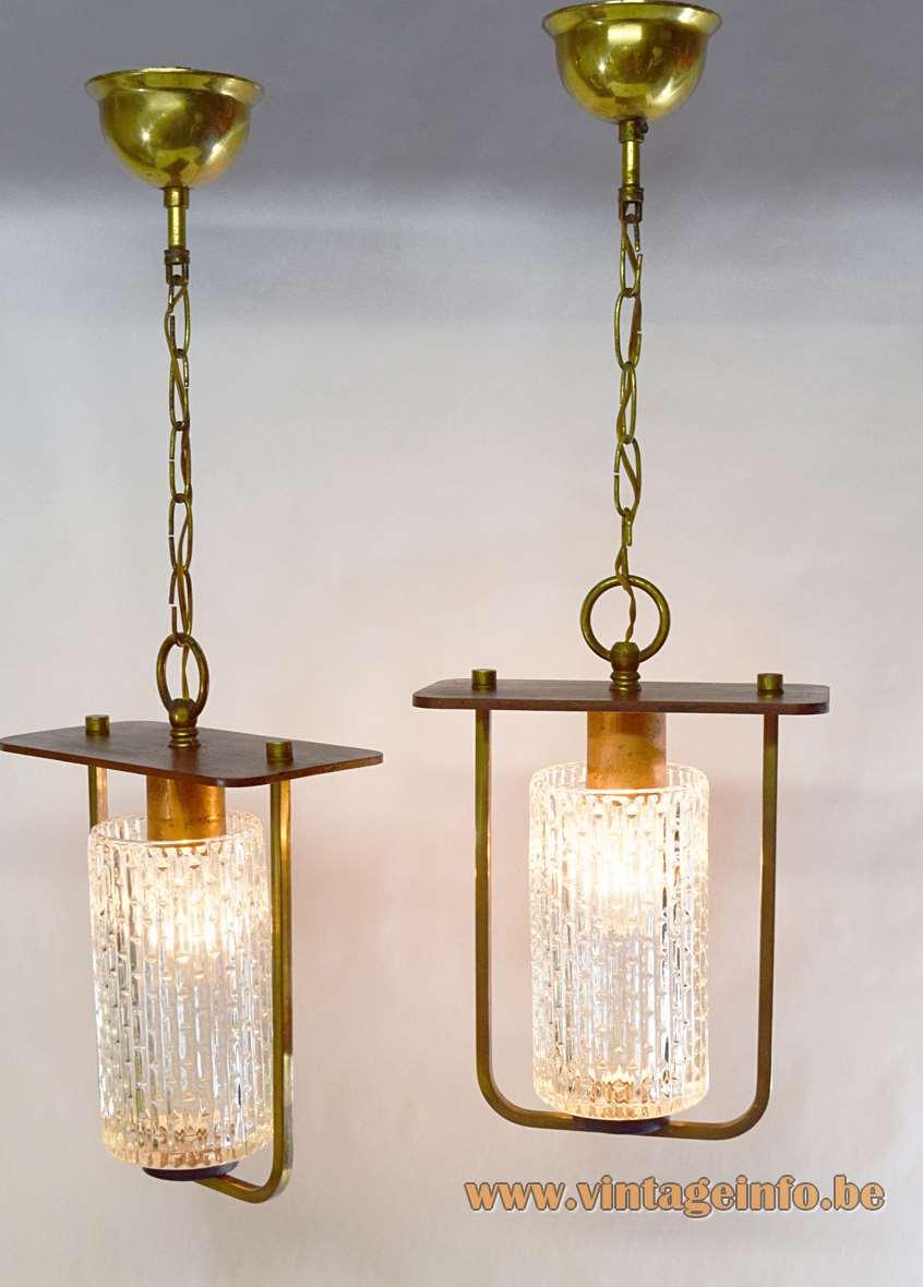 1950s Pendant Lights