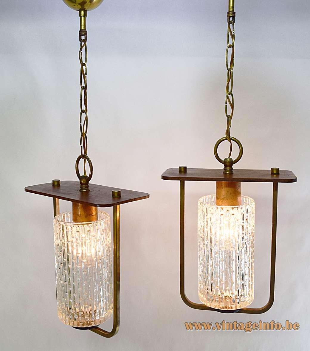 1950s Pendant Lamps