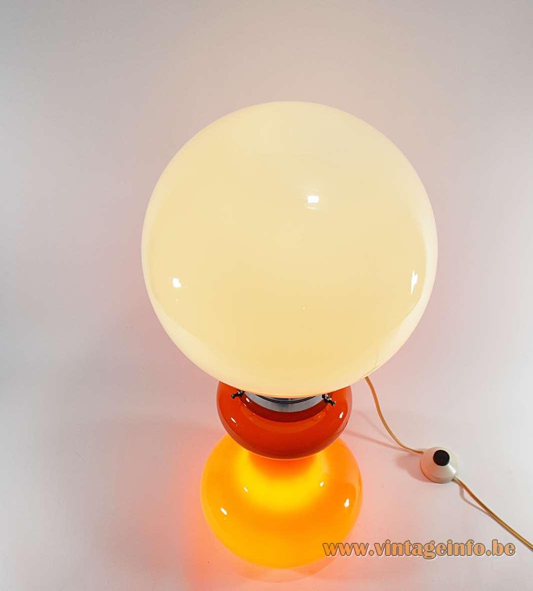 AV Mazzega Table Or Floor Lamp