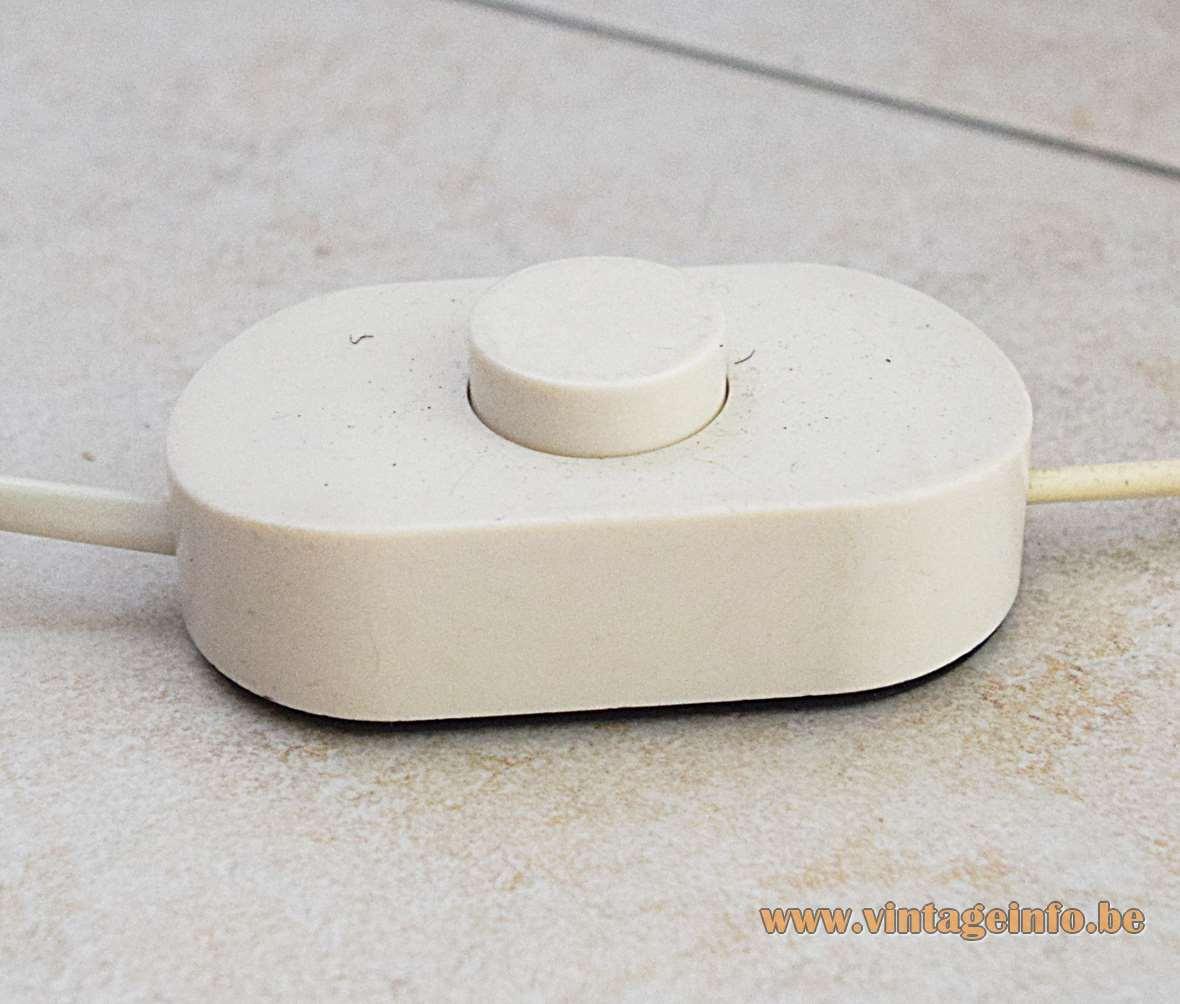 Achille Castiglioni VLM Switch D-661 - white
