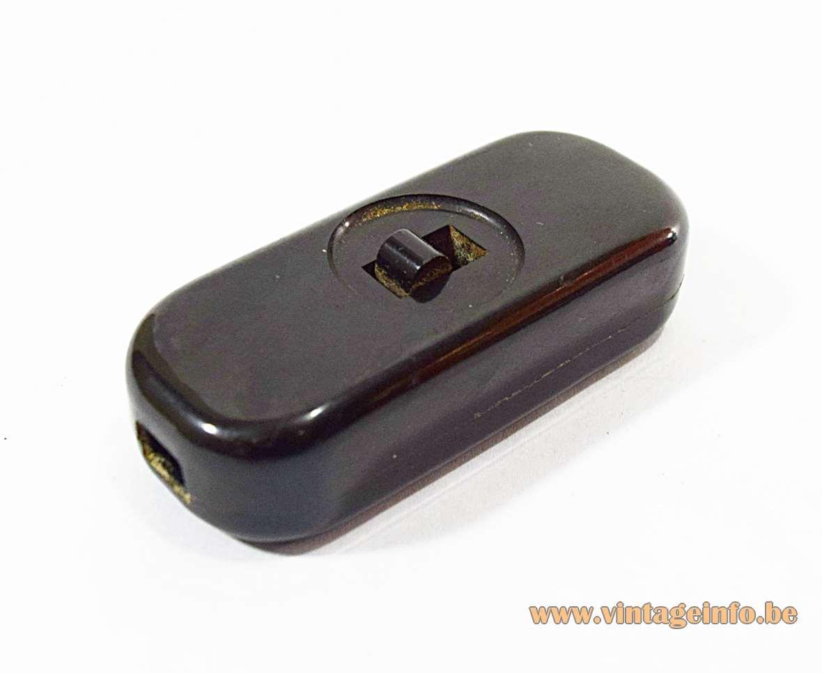 Achille Castiglioni VLM Switch 475 - black