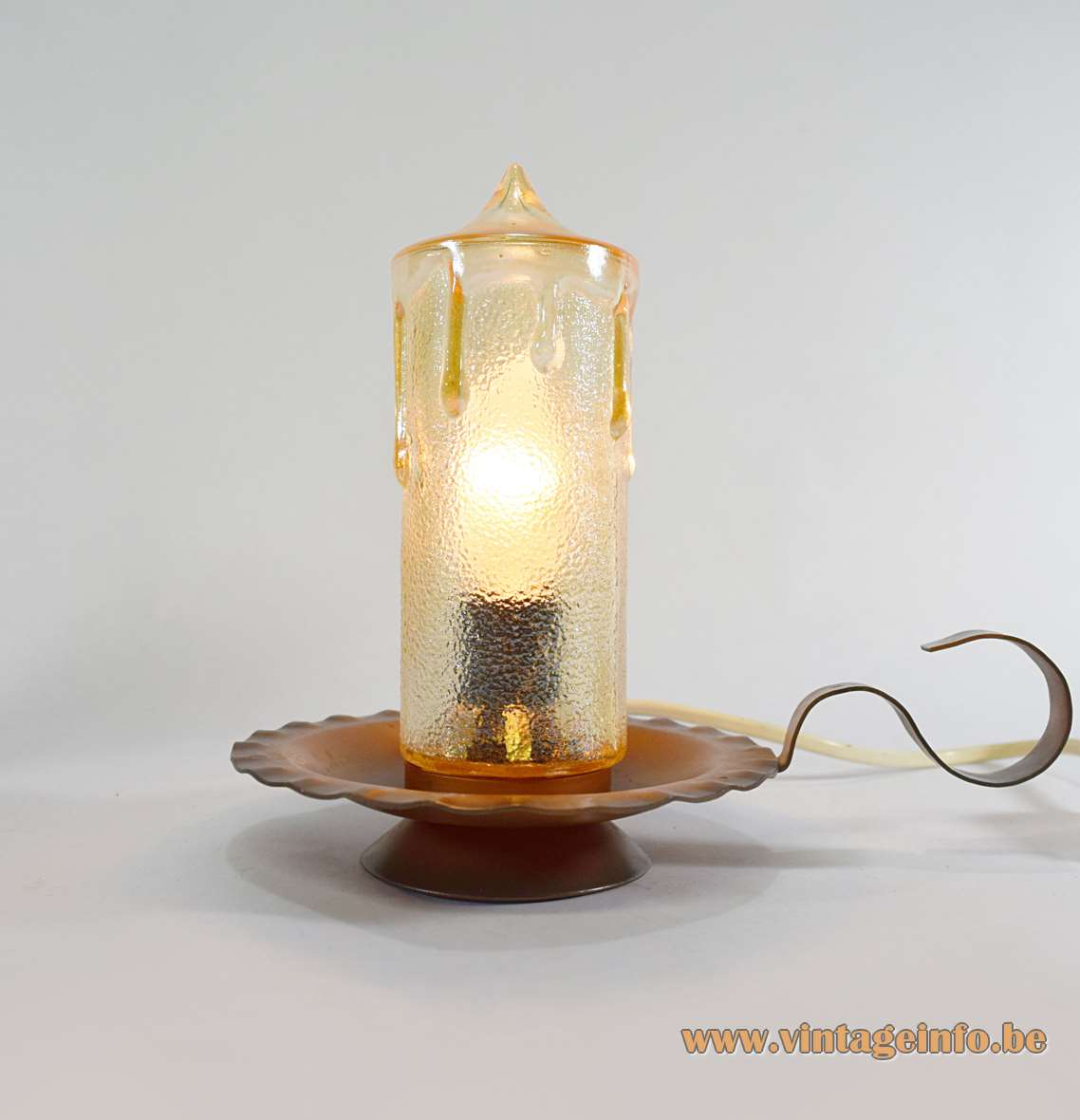 Candle Bedside Lamp