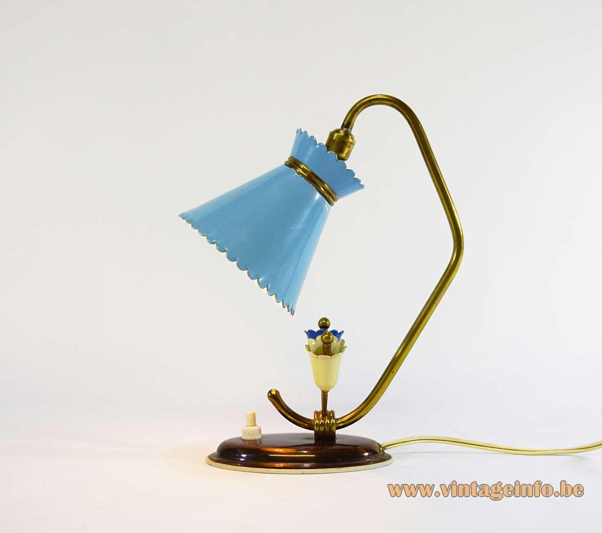 Diabolo Bedside Lamp