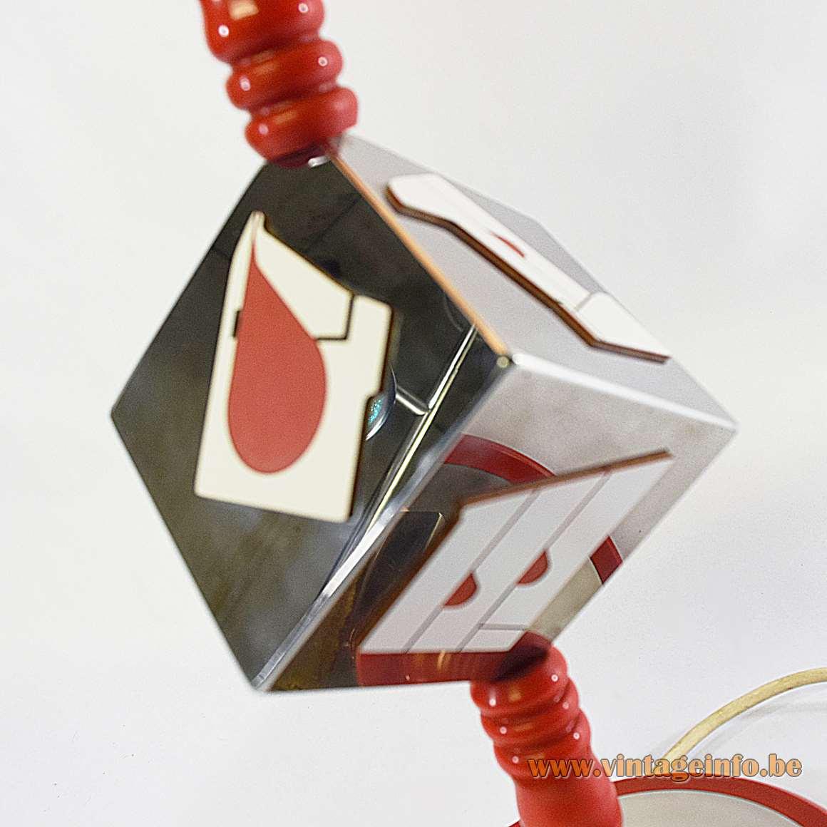 Diamond Cutting Early Retirement Table Lamp