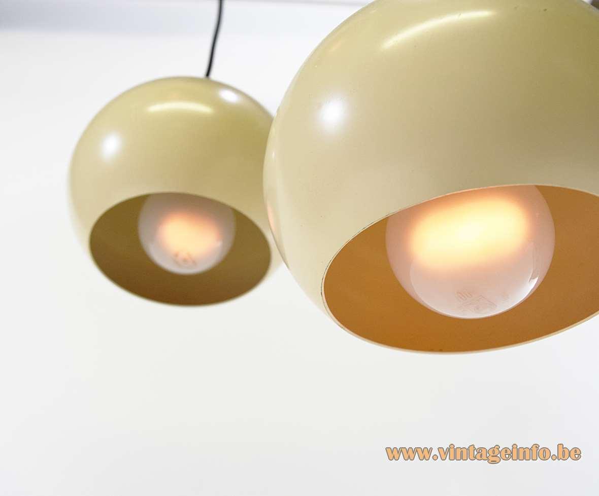 Eyeball Cascade Pendant Lamp