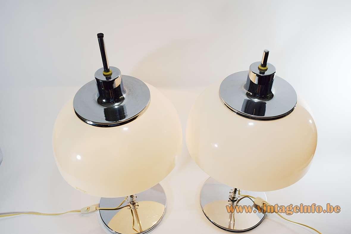 Harvey Guzzini Faro Table Lamps