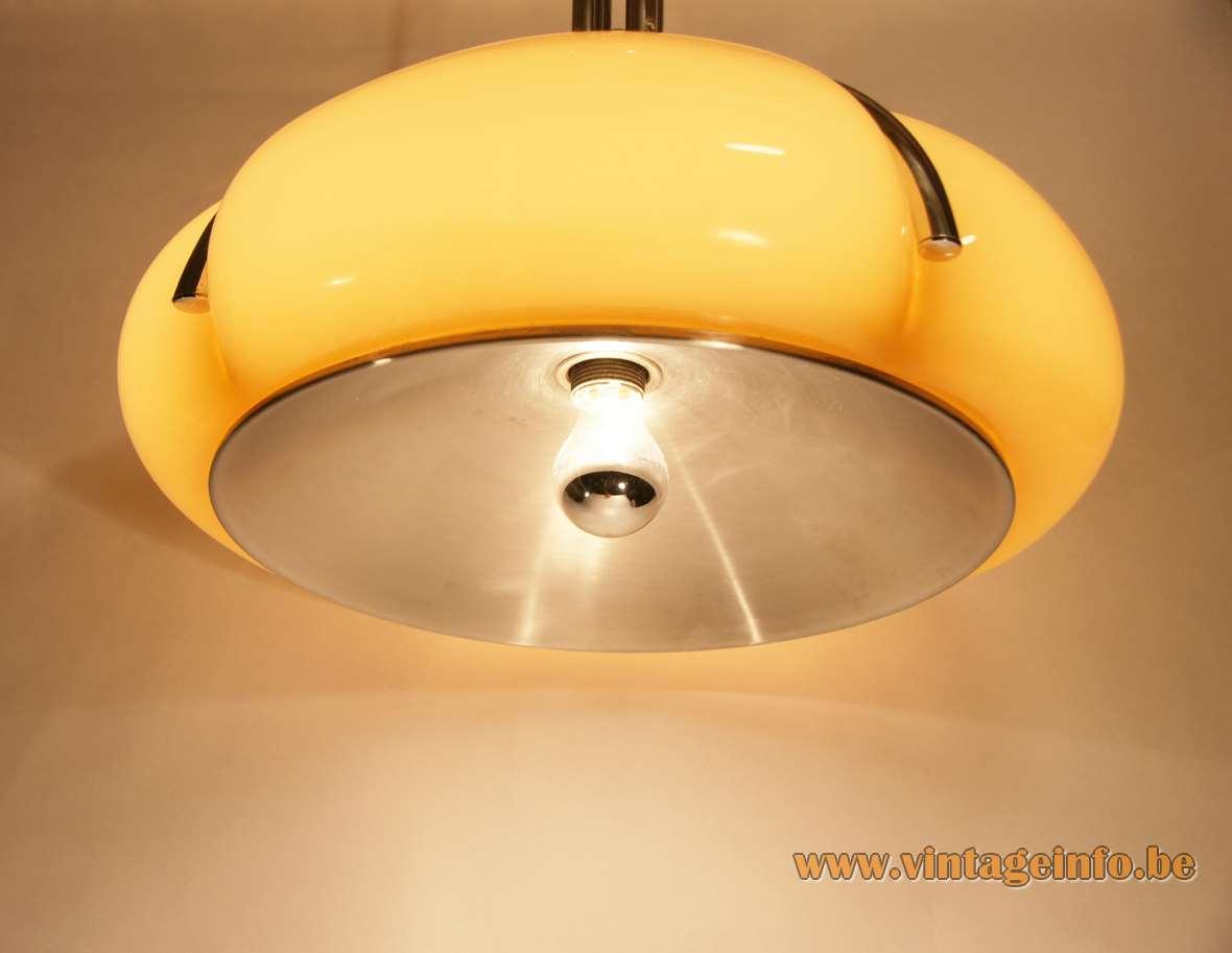 Harvey Guzzini Quadrifoglio Pendant Lamp