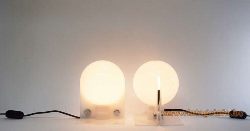 Harvey Guzzini Sirio Table Lamps