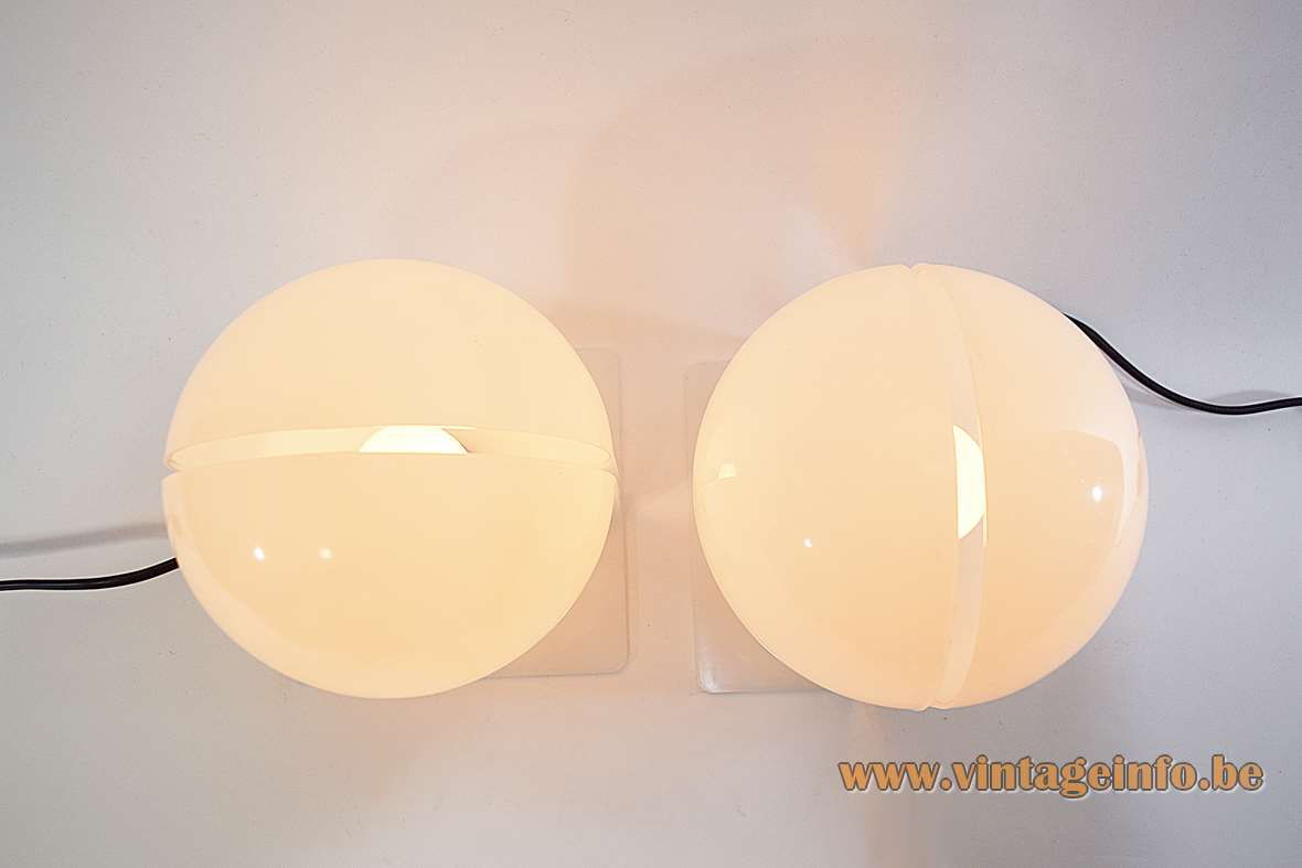 Harvey Guzzini Sirio Table Lamps