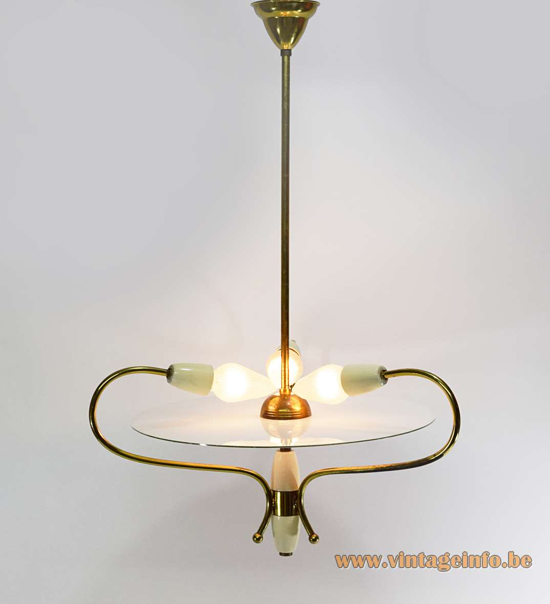 Italian 1950s Chandelier Vintage Info All About Vintage