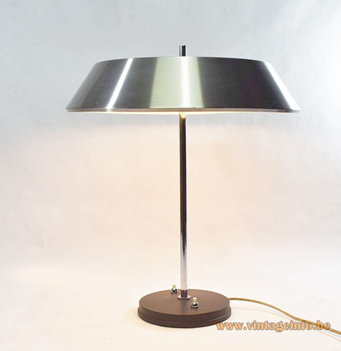 Louis Kalff President Desk Lamp Vintage Info All About