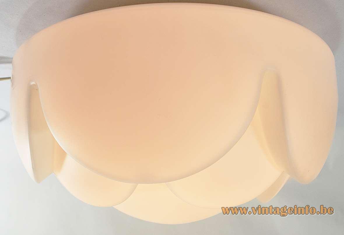 Artichoke Flush Mount or Wall Lamp
