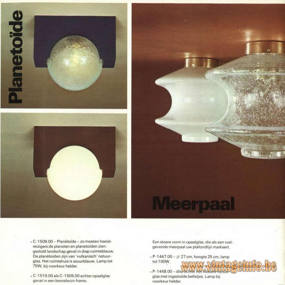 Raak Meerpaal P-1447 - P-1448