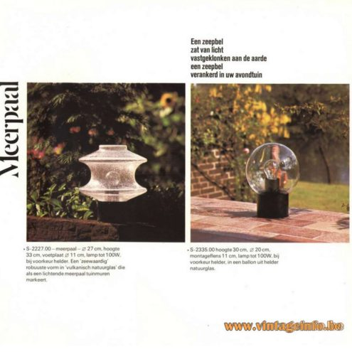 Raak Meerpaal S-2227 Garden Light