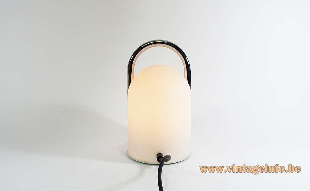 Romolo Lanciani Tender Table Lamp