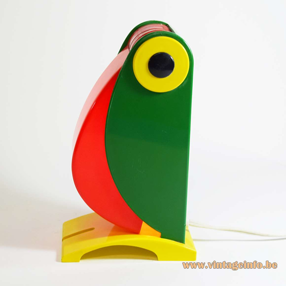 Toucan Table Lamp - Old Timer Ferrari