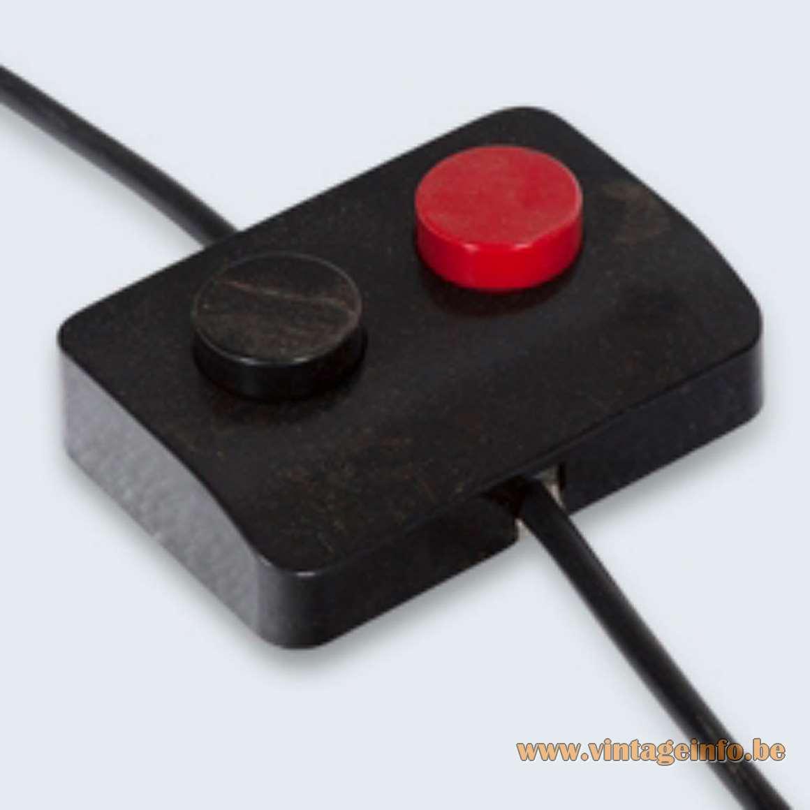 VLM-switch D-662 Ettore Sottsass - Artemide