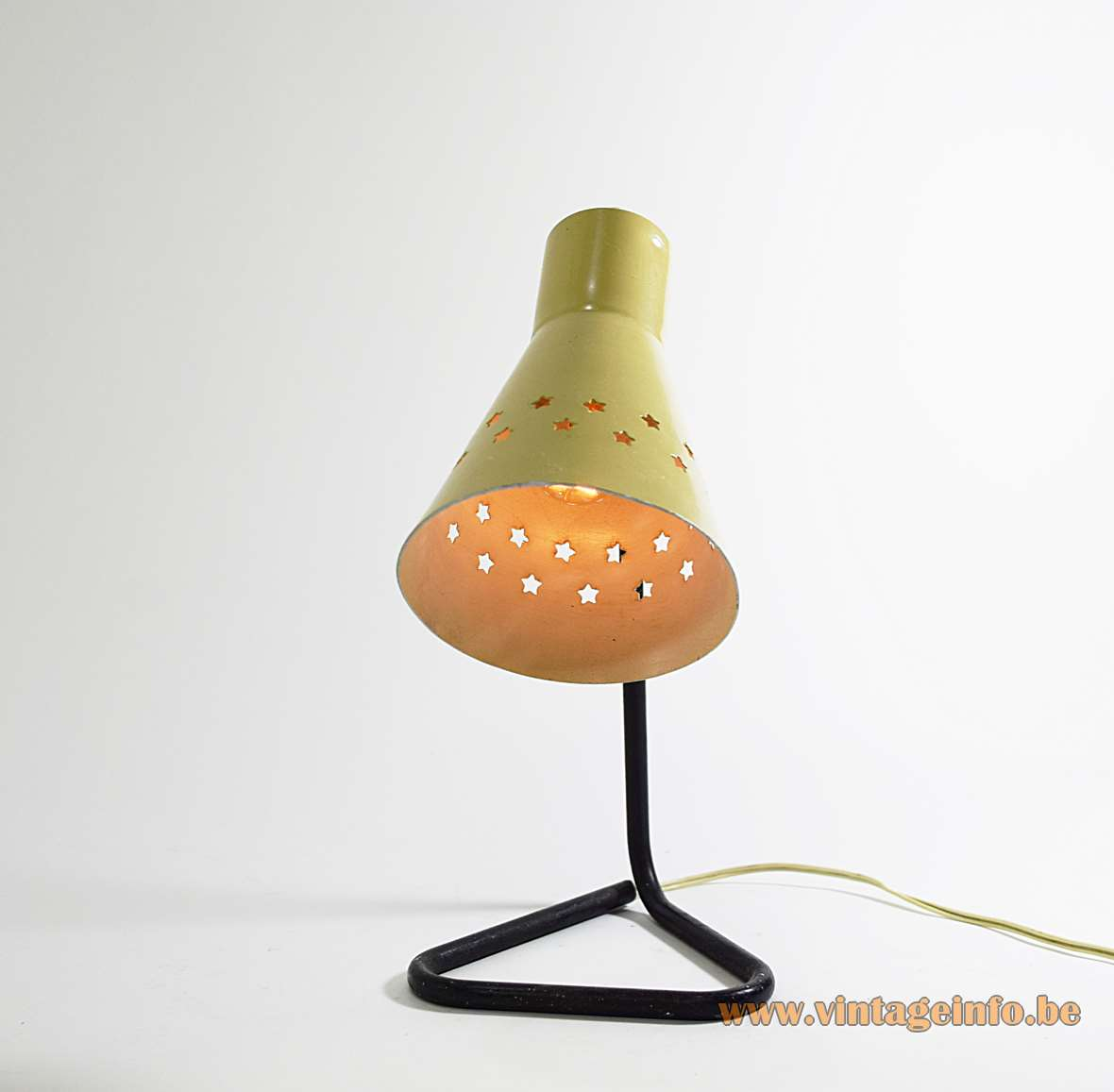 1950s Desk or Wall Light Vintage Info - All About Vintage Lighting Vintage Info All About ...
