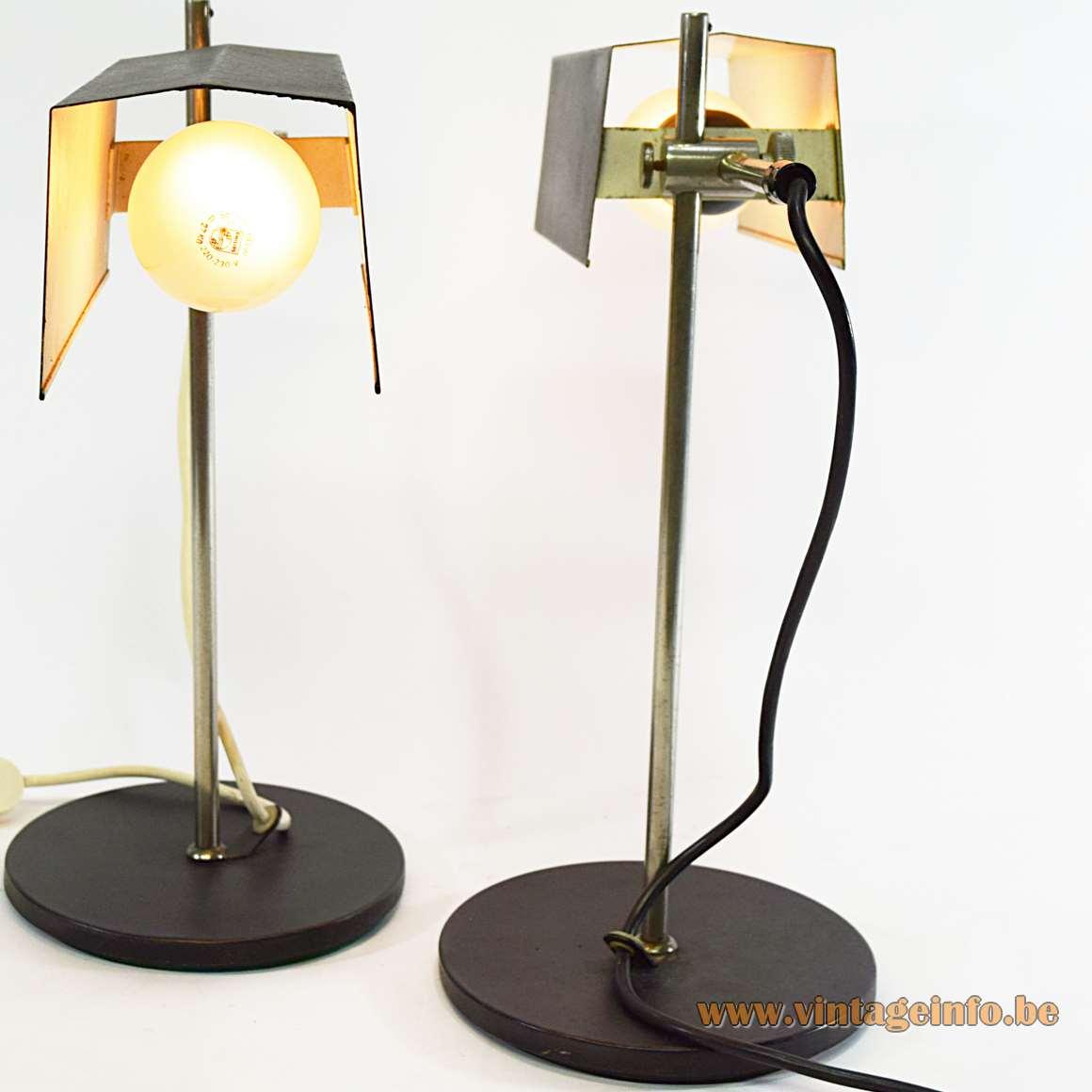 1960s Desk Lamps