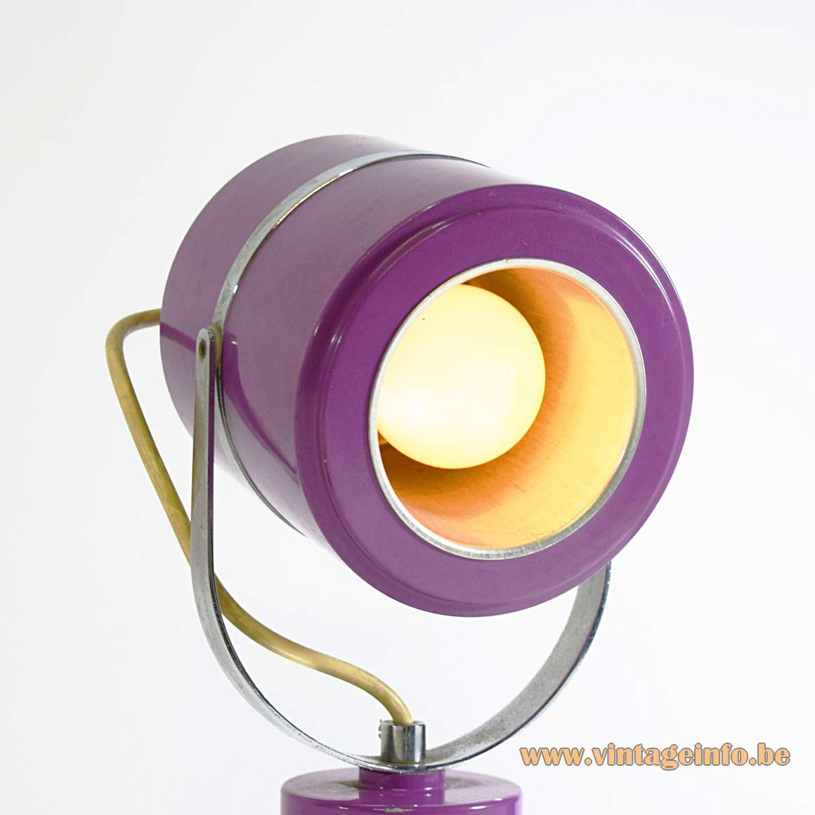 1970s Elma Table Lamp