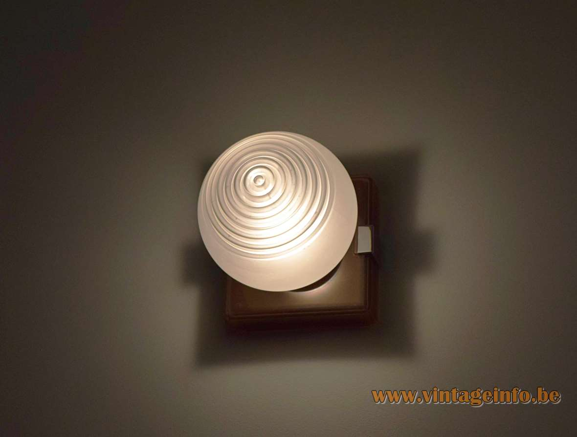 1970s Wall Lamps