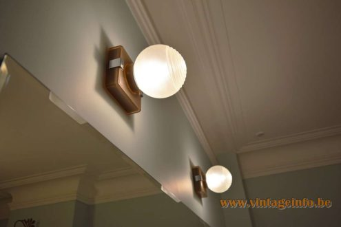 1970s Wall Lights