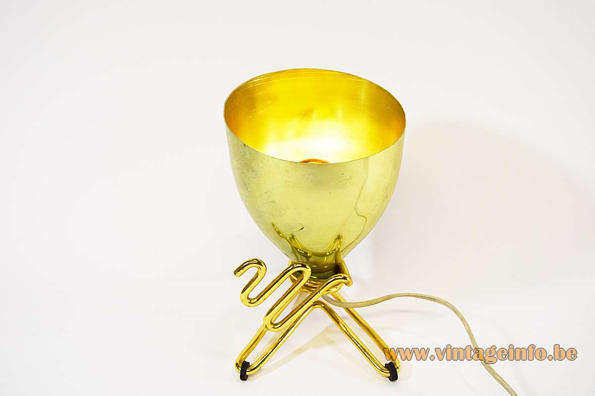 Conical TV Lamp