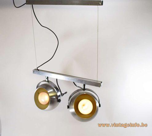 Eyeball Spotlight Ceiling Light