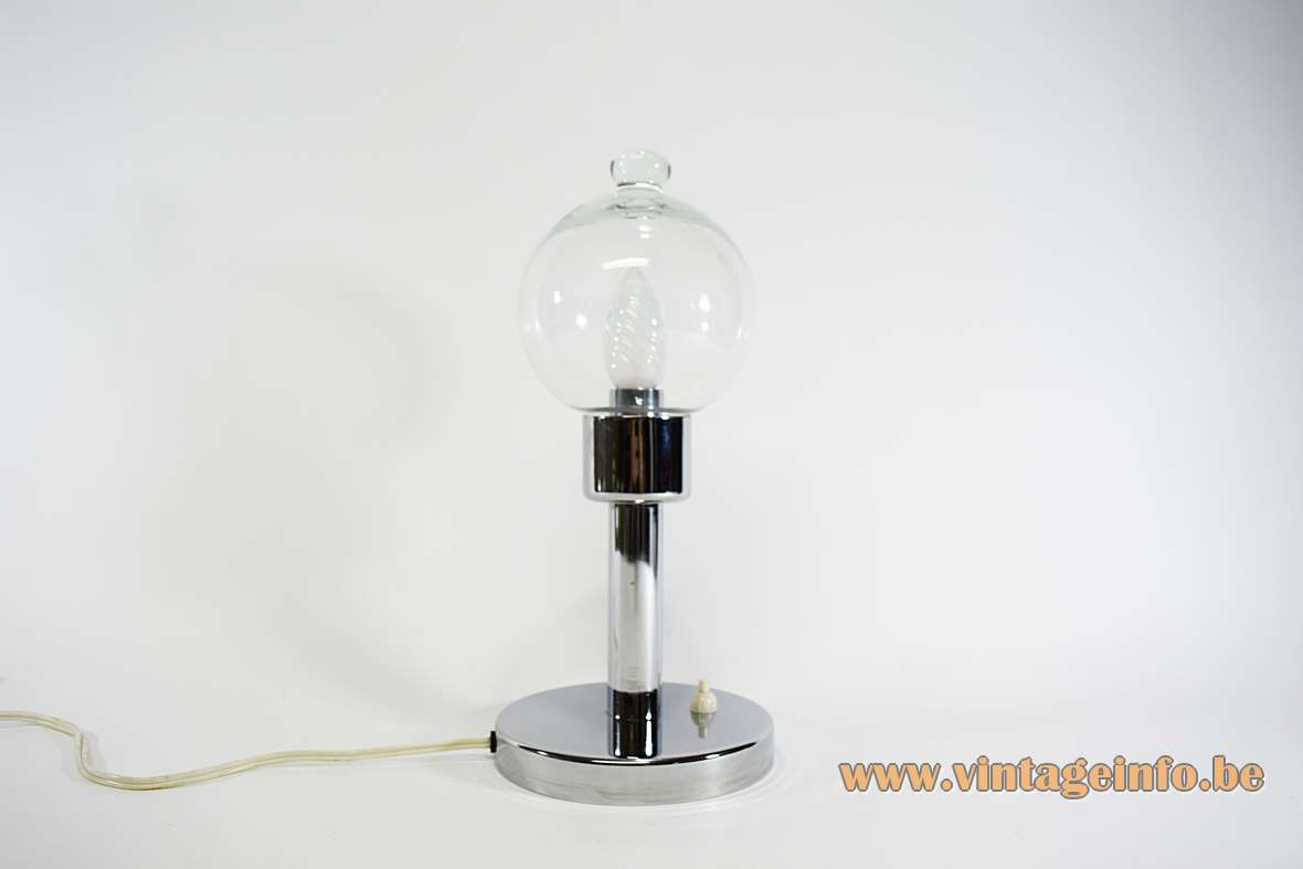 Florentine Droplet Table Lamp