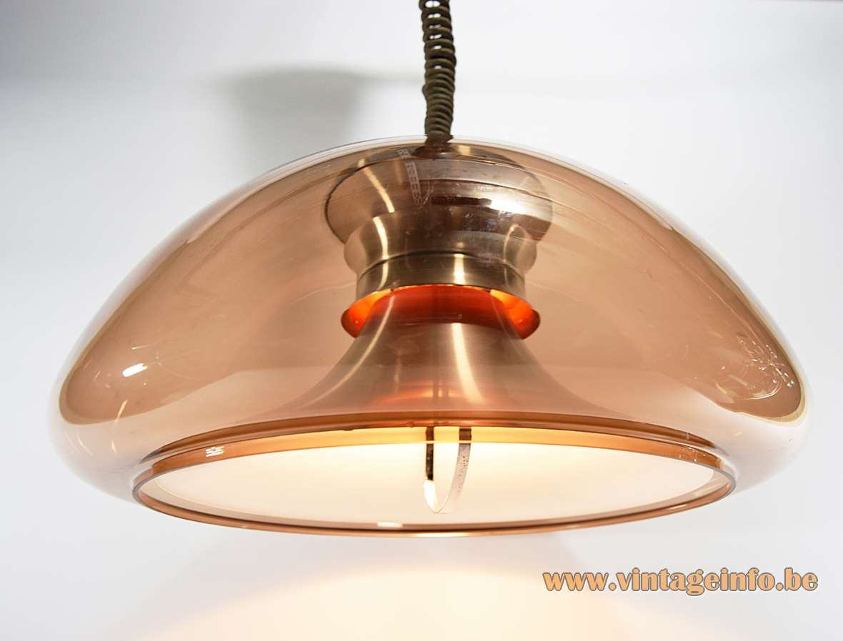 Herda Rise & Fall Pendant Lamp