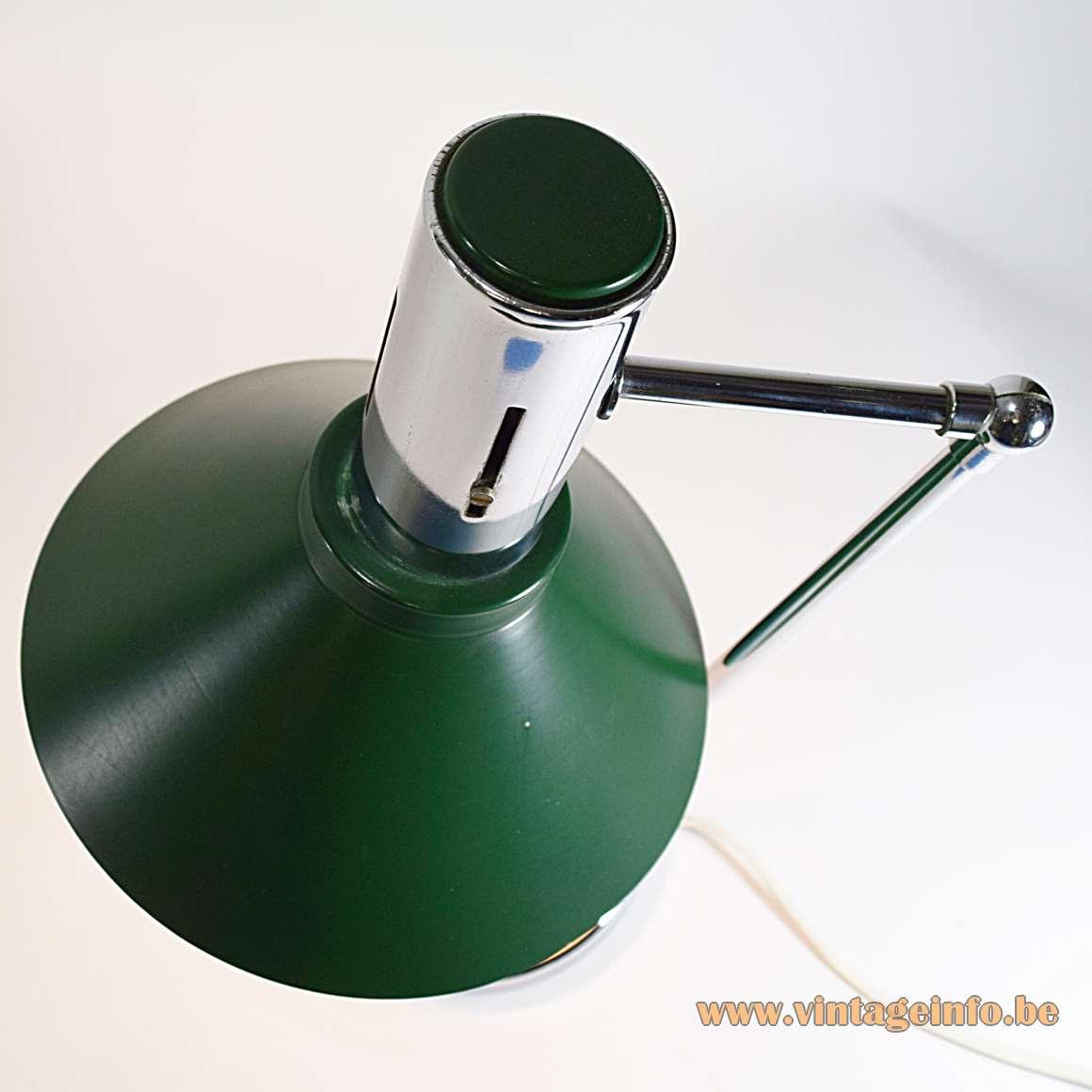 Italian Adjustable Desk Lamp