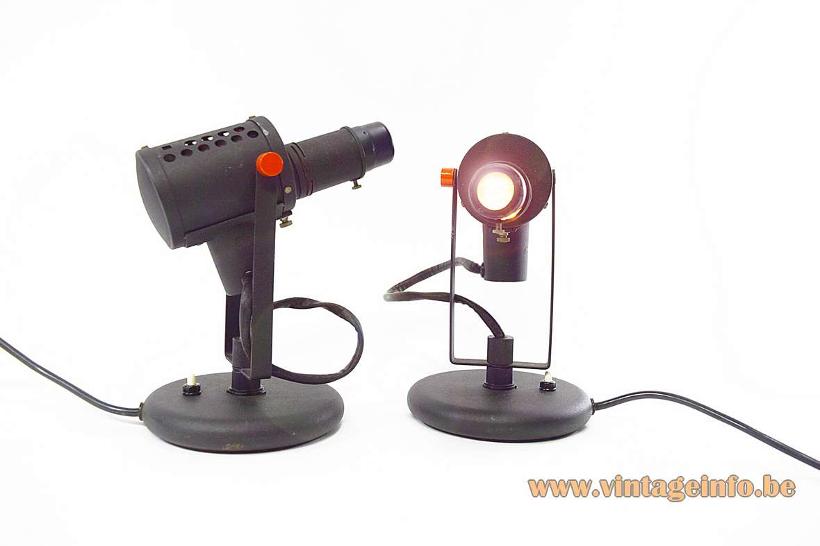 Lita Projector Table Lamps