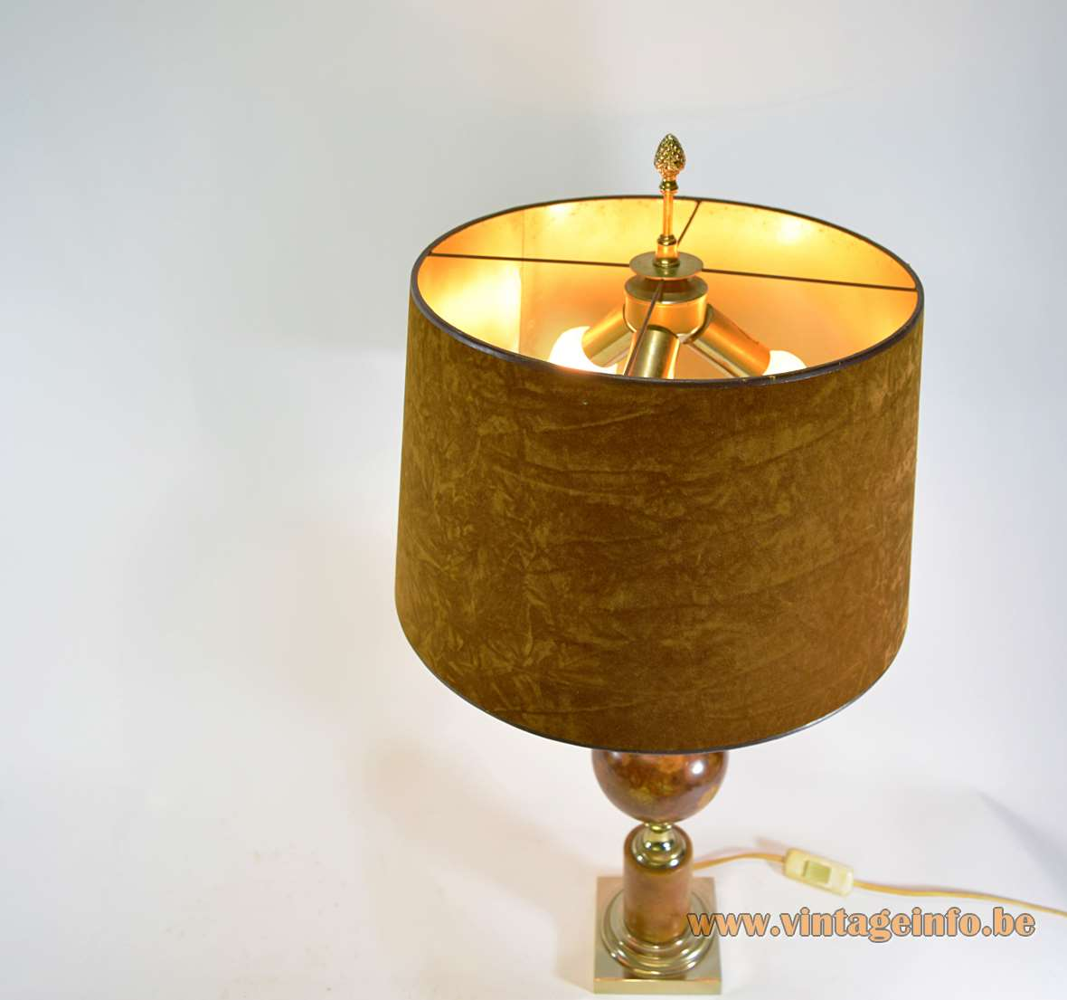 Marble & Reed Table Lamp