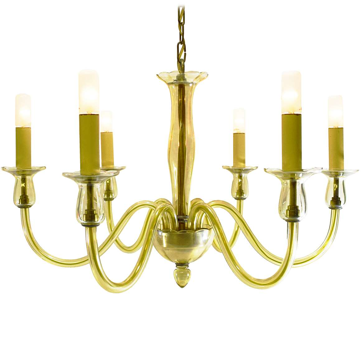 Murano amber glass chandelier vintage info all about vintage lighting - Murano glass lighting ...