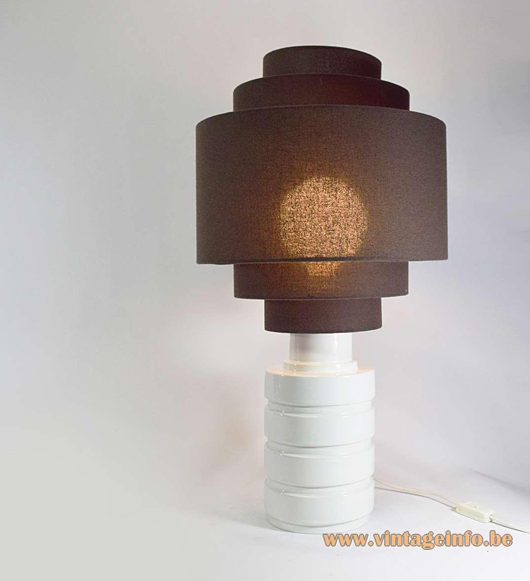 Prof. Petucco Table Lamp