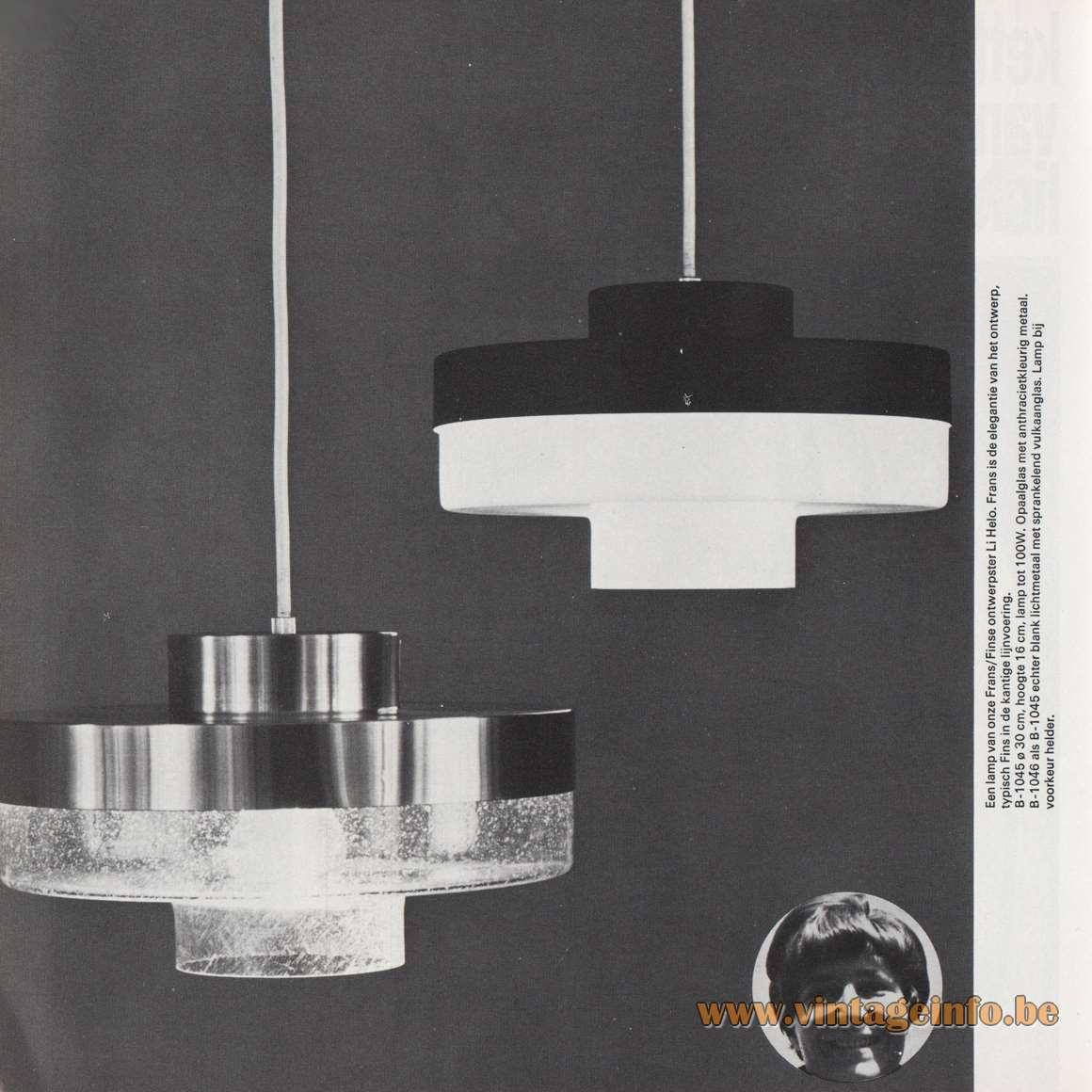 Raak B-1045 - Li Helo