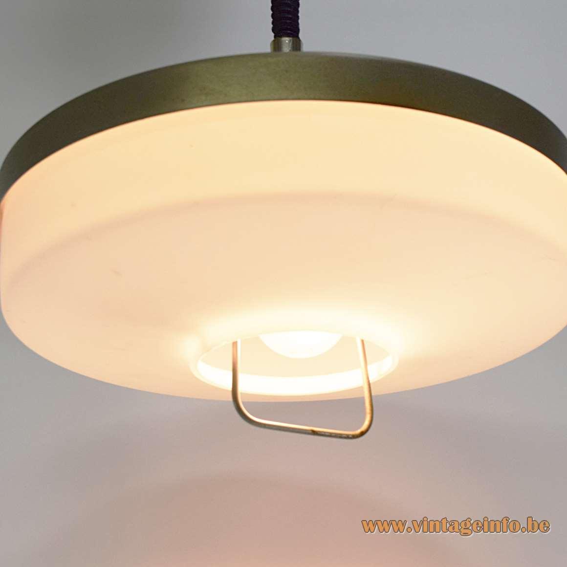 Rise & Fall Swedish Pendant Light