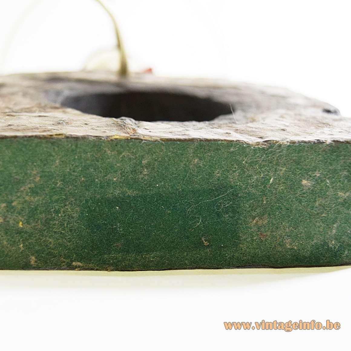 Slate & Agate Table Lamp