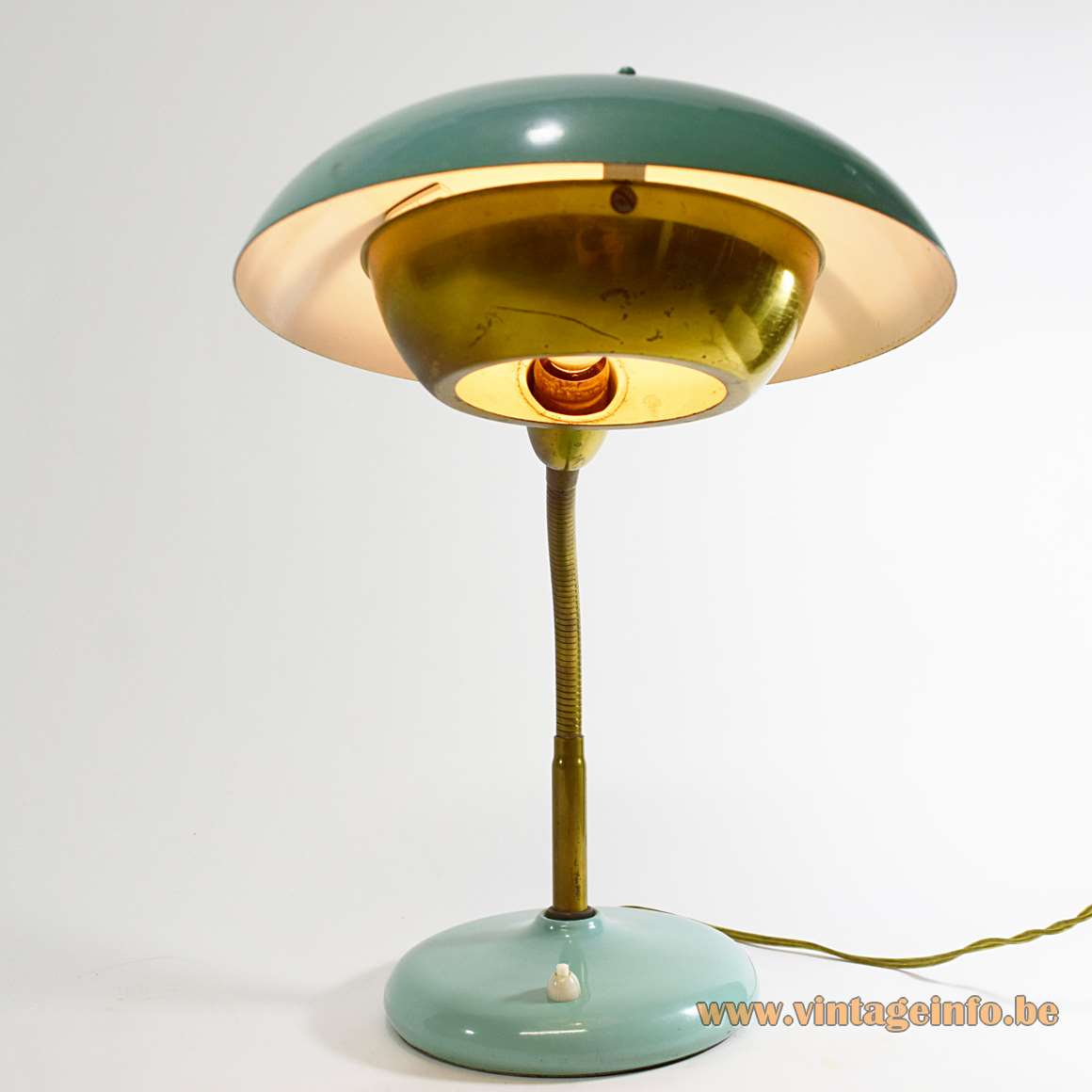 1950s Desk Lamp