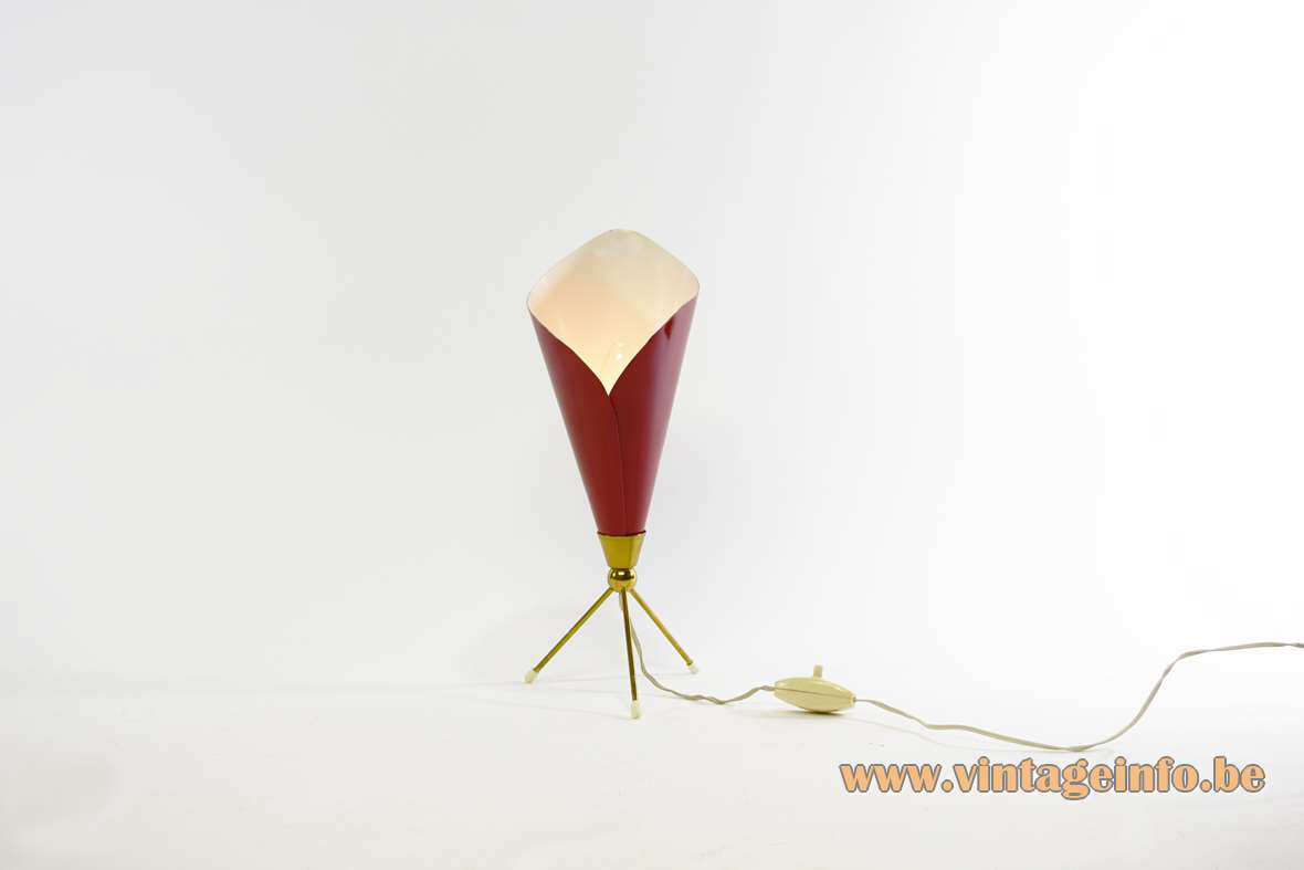 Angelo Lelii Calla Table Lamp