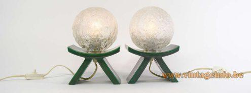 Cari Zalloni Table Lamps
