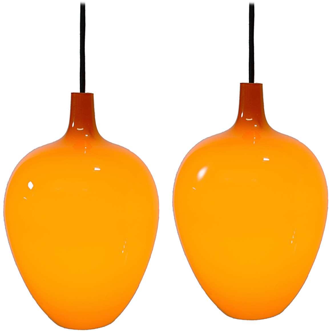Fog & Morup Pompeï Orange Pendant Light