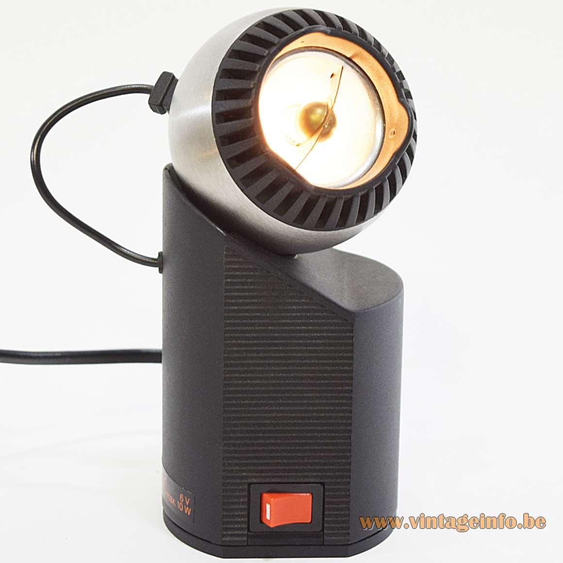 Light 1 - Osram Minispot 10 W 41401 - 1982 - Dieter Witte