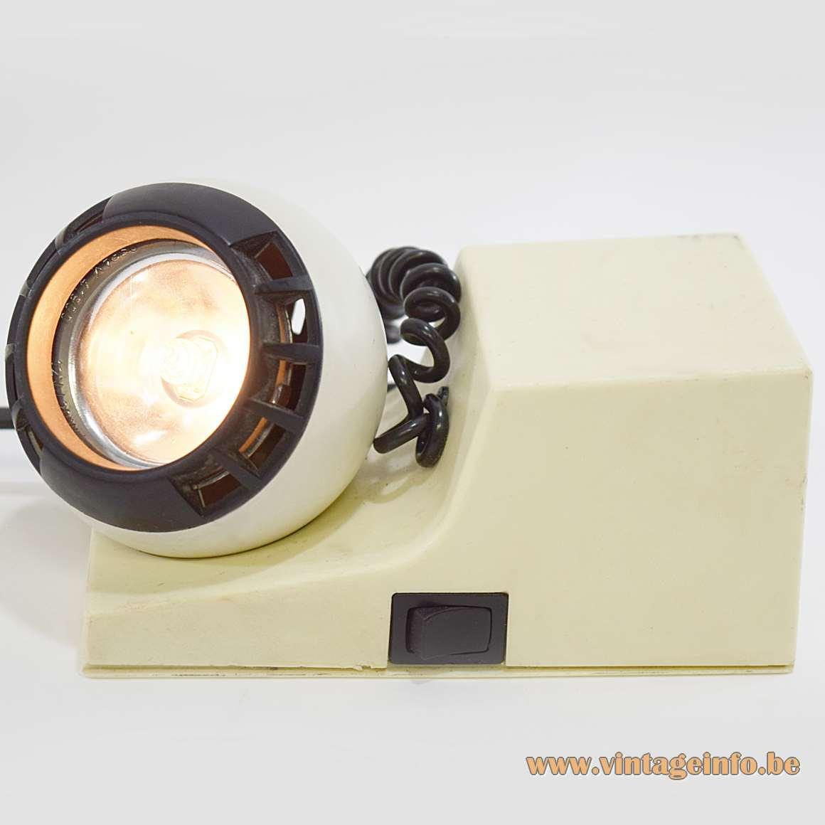 Osram Minispot - Osram Minispot model 41701 - 1972 - Osram Design
