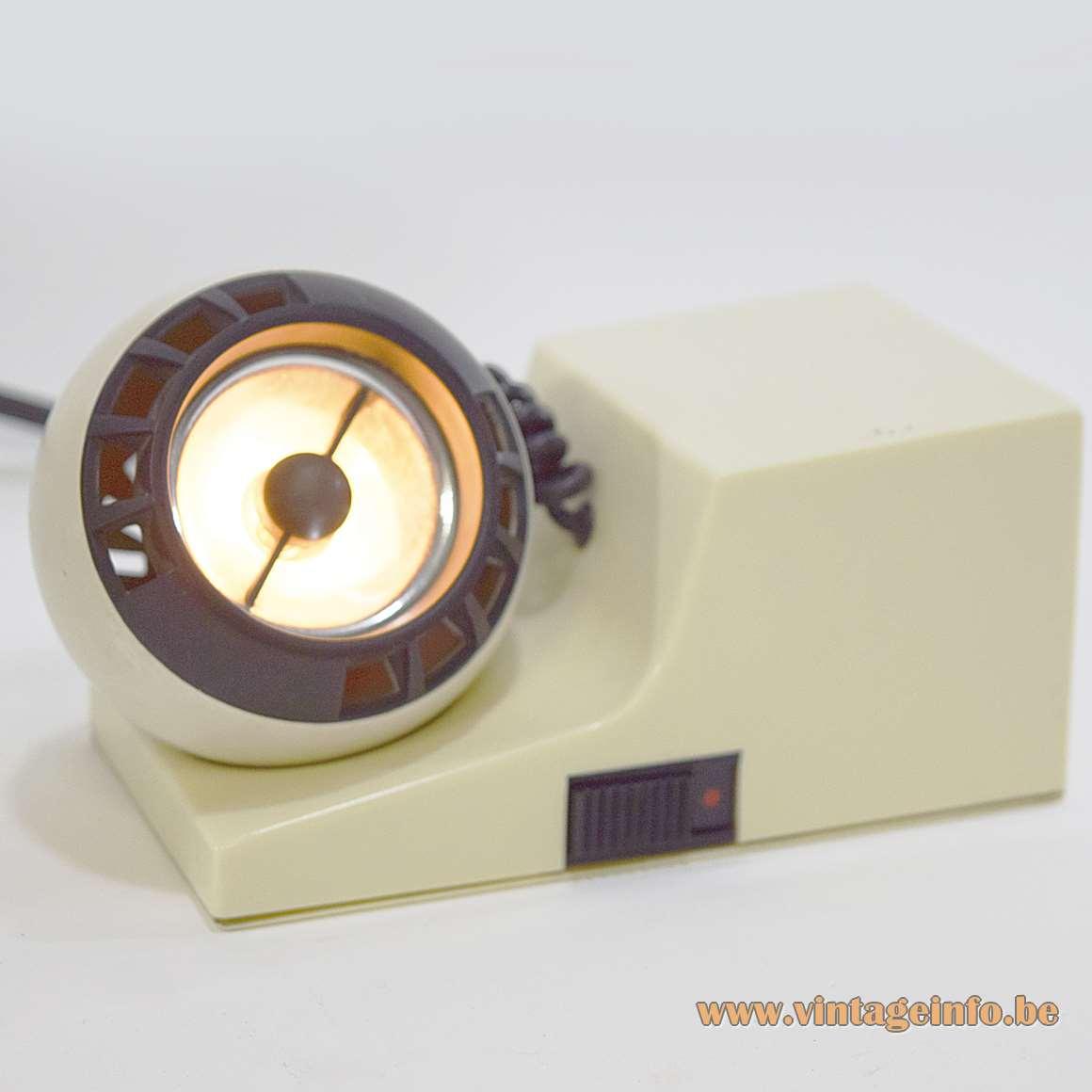 Osram Minispot - Osram Minispot II - Model 41701 - 1972 - Osram Design