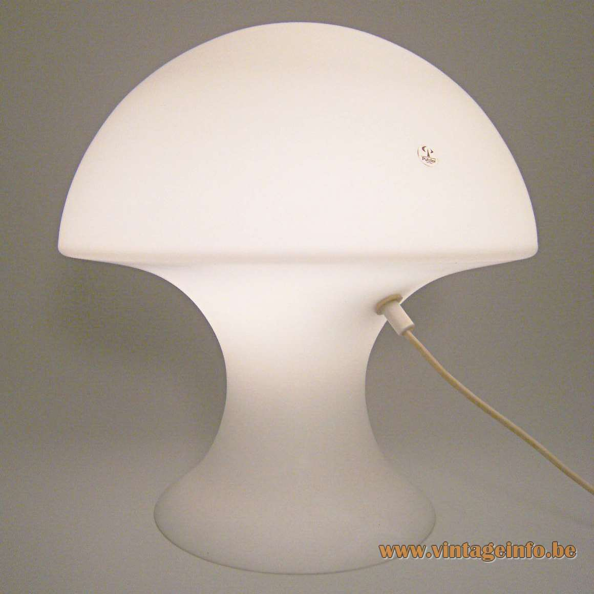 Peill & Putzler Mushroom Table Lamp