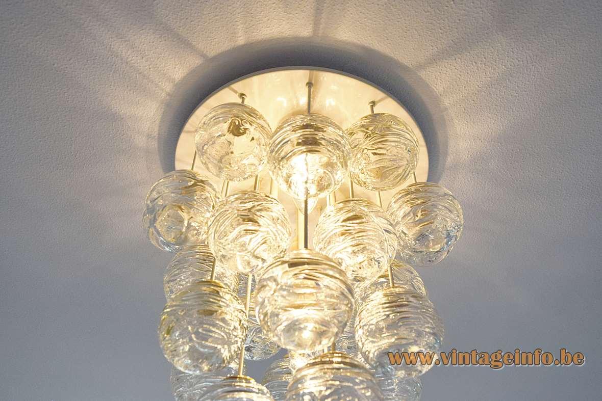 Doria Snowball Ceiling Lamp