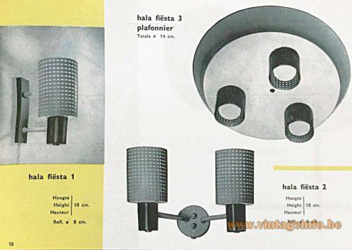 Hala Fiesta - Catalogue 1962